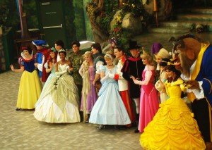 Disneyland_Princesses
