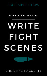 Ebook of Write Fight Scenes, by Christine Haggerty ~ non-fiction