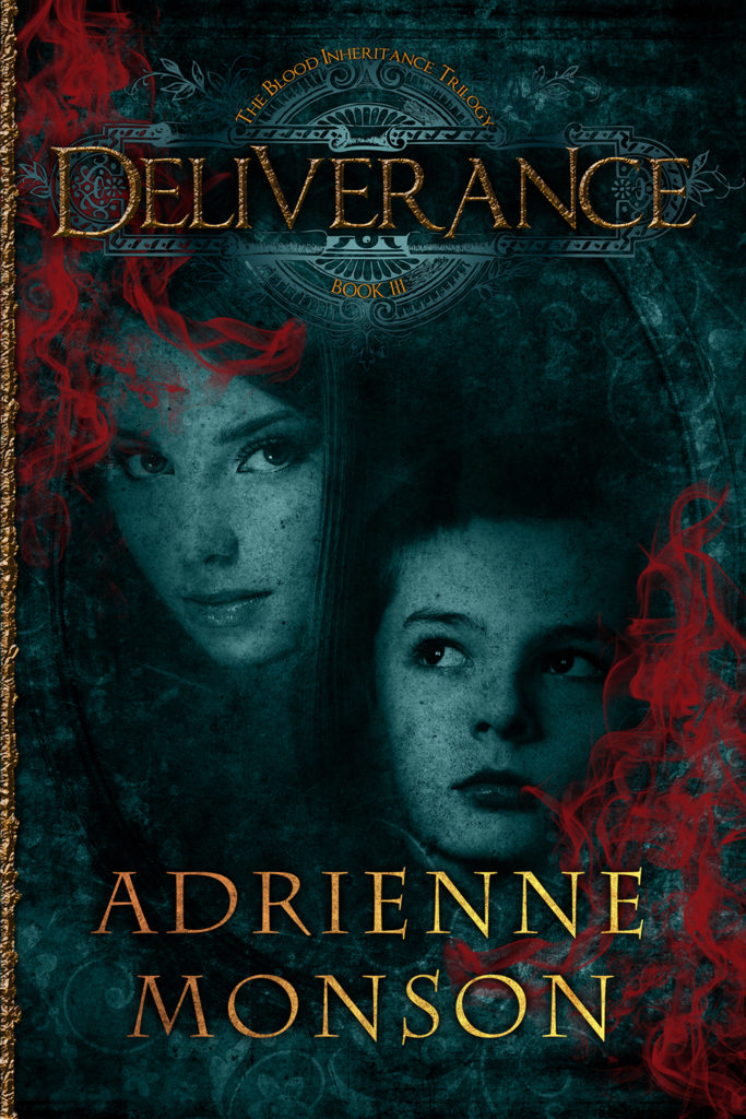 Deliverance comes out May 31st, available everywhere books are sold.